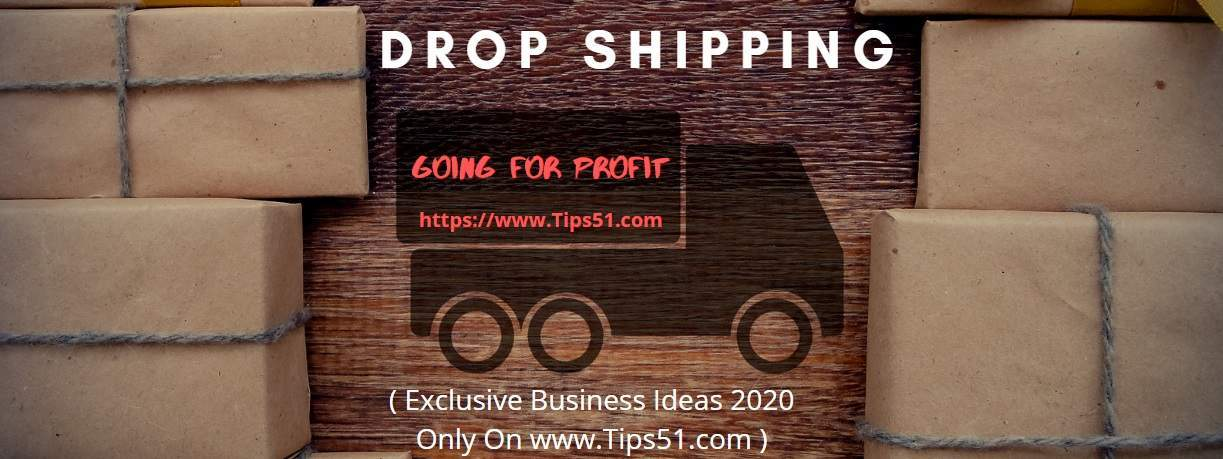 Drop Shipping Of Various Goods Online 2020