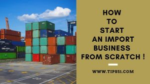 How To Start Import Export