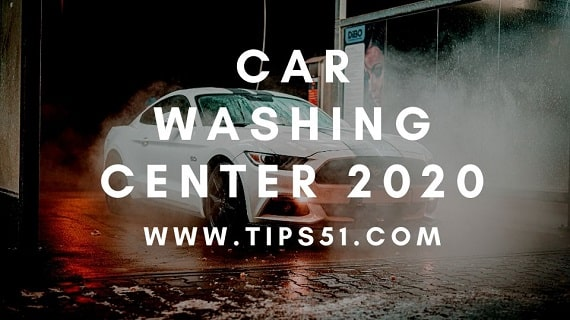 Car Washing Center