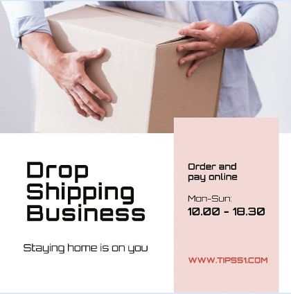Drop Shipping Of Various Goods Online