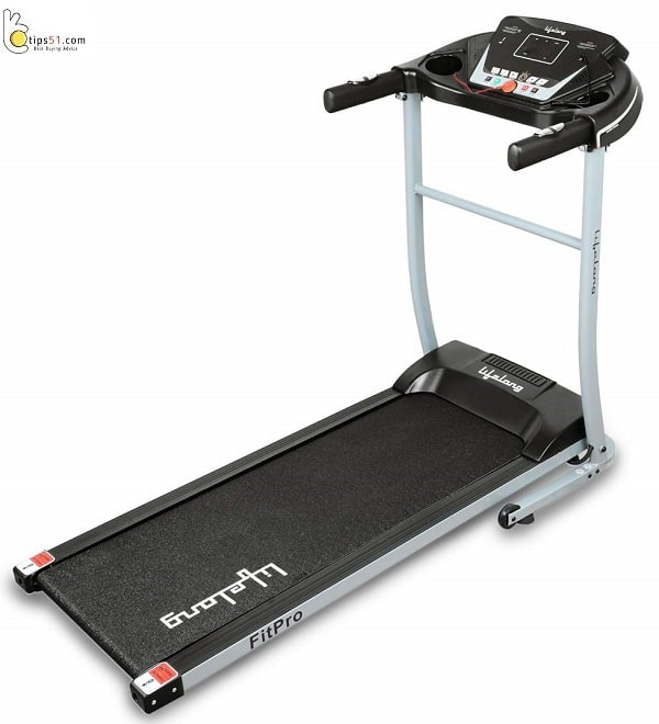 Lifelong FitPro LLTM09 (2.5 HP Peak) Motorized Treadmill for Home