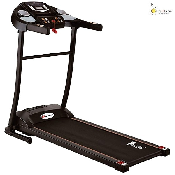 PowerMax Fitness Treadmill