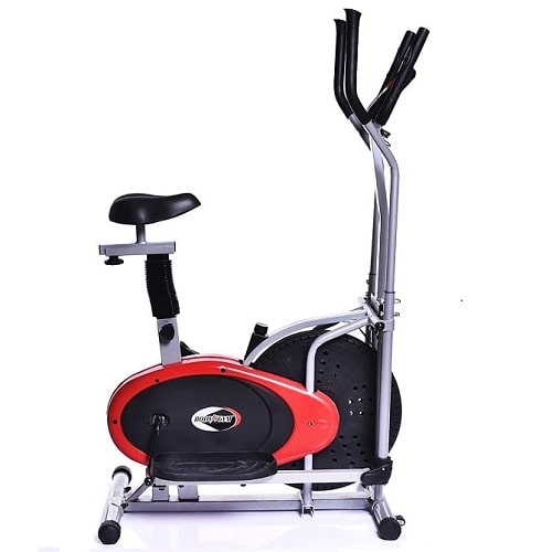 Buy Best IRIS Fitness Body Elliptical Cross Trainer Gym Exercise Cycle India